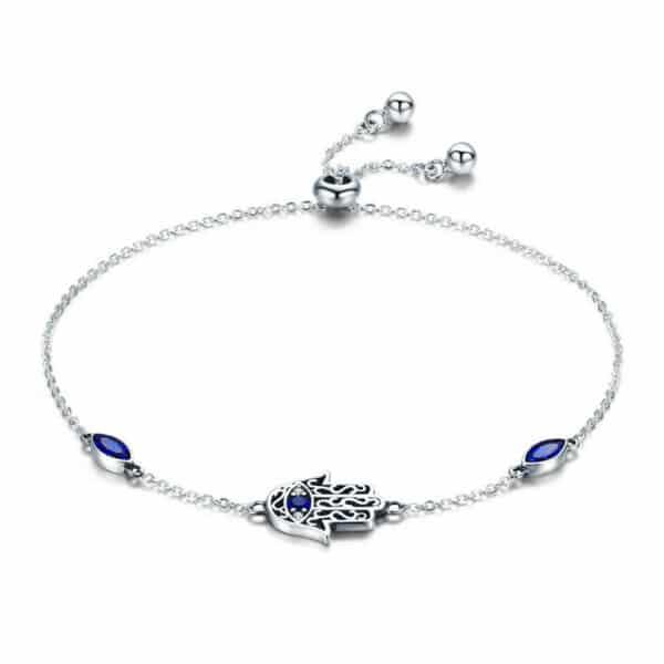 Bracelet Porte-Bonheur Main Fatma
