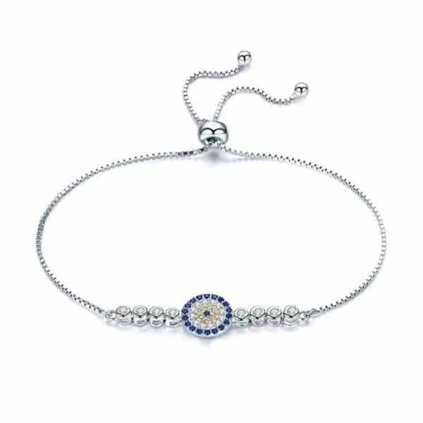 Bracelet Porte-Bonheur Oeil