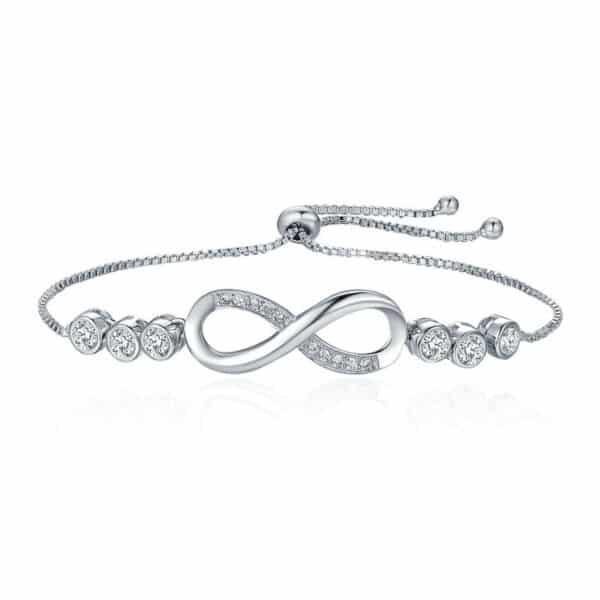 Bracelet Porte-Bonheur Infini Grace