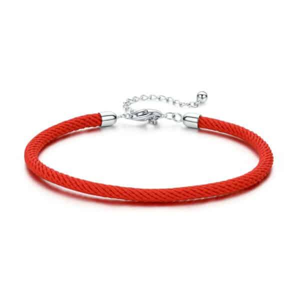 Bracelet Rouge Porte-Bonheur