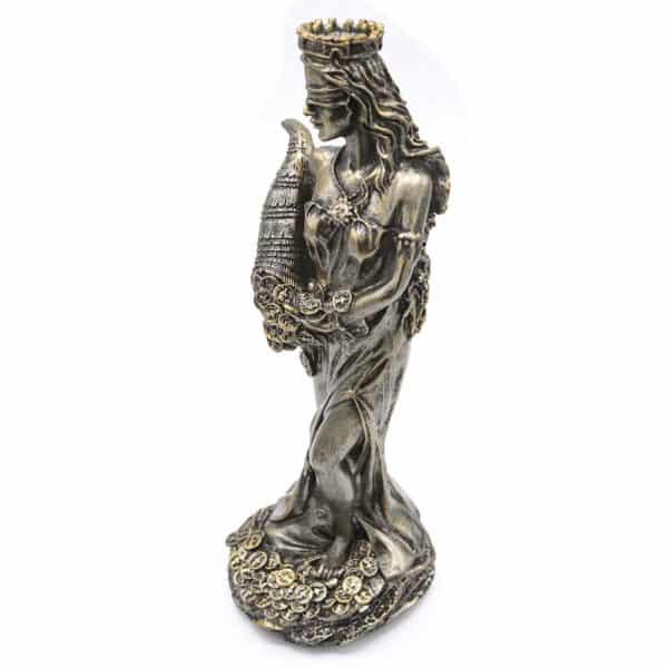 Statuette Porte-Bonheur Déesse Fortuna Cote