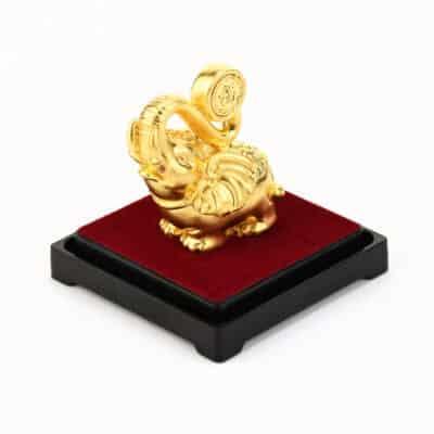 Porte-Bonheur Eléphant Statuette Feng Shui