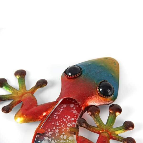 Objet Porte-Bonheur Lézard Gecko