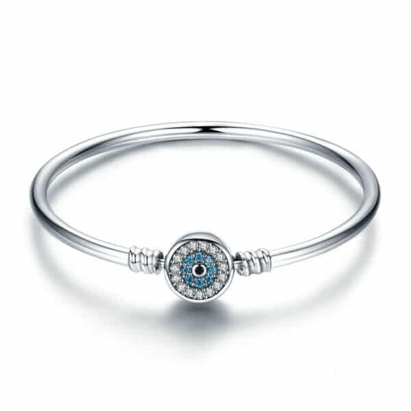 Bracelet Oeil Charm Porte-Bonheur