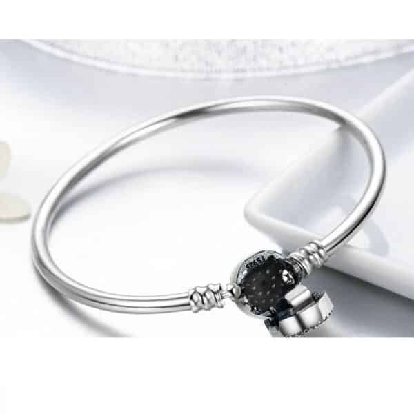 Bracelet Oeil Bleu Charm Porte-Bonheur