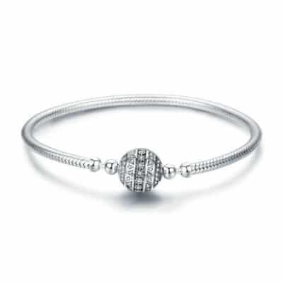 Bracelet Cristal Charm Porte-Bonheur