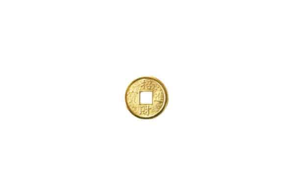 pièce d'or porte-bonheur feng shui pièce d'or