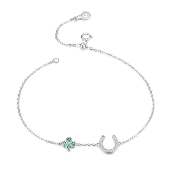 Bracelet Symbole Porte-Bonheur