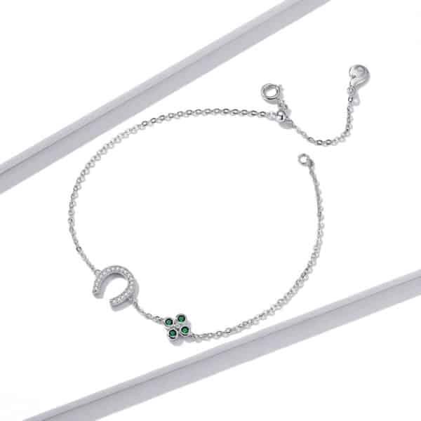 Bracelet Porte-Bonheur Symbole Chance