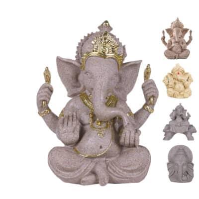 Dieu Ganesh Porte-Bonheur