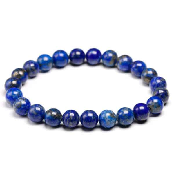 Bracelet Pierre Porte-Bonheur Lapis Lazuli