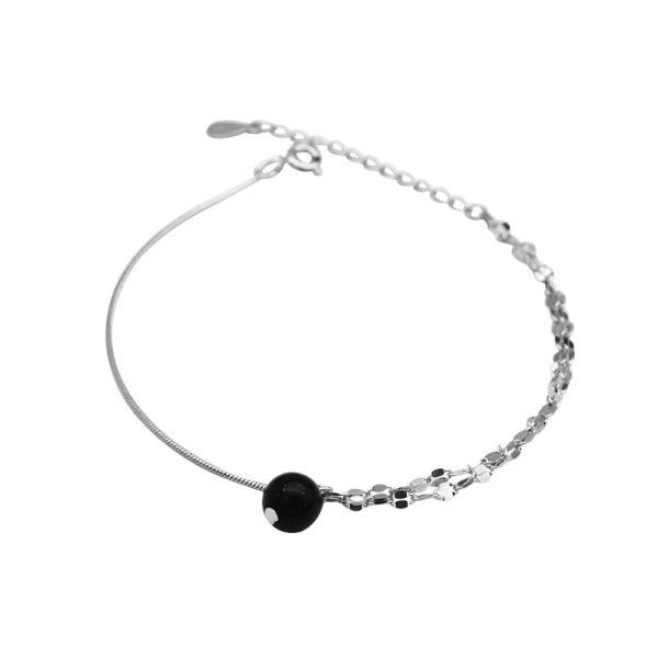 Bracelet Pierre Porte-Bonheur Onyx