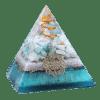 Pyramide Porte-Bonheur Amazonite