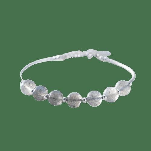 Bracelet Pierres Porte-Bonheur Pierre de Lune
